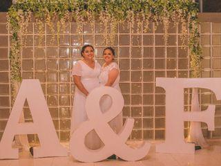 La boda de Alex y Fer