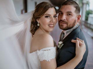 La boda de Mariela Durán y Jorge Cruz 2