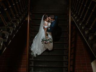 La boda de Mariela Durán y Jorge Cruz 3