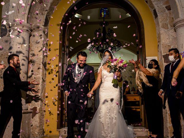 La boda de Pryscila y Mario