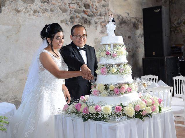 La boda de Adriana y Manuel