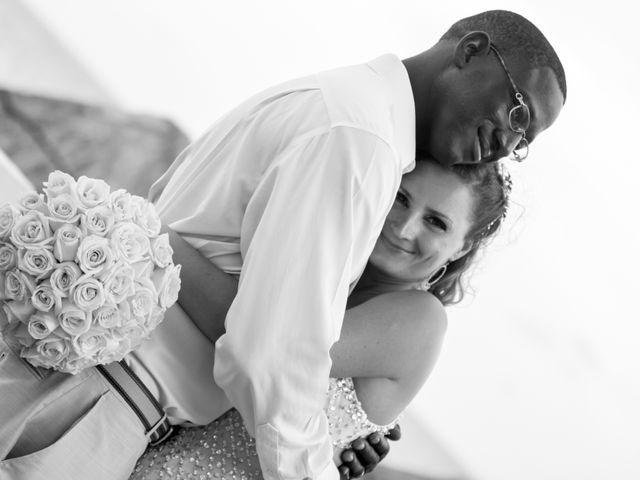 La boda de Lusine y Desmond