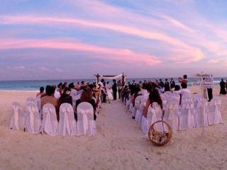 La boda de Ingrid  y Alexis  2