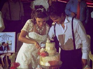 La boda de Ingrid  y Alexis