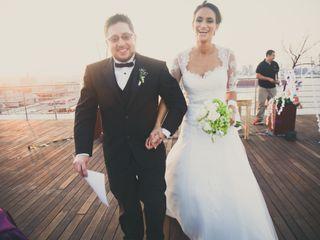 La boda de Yamel y Mario