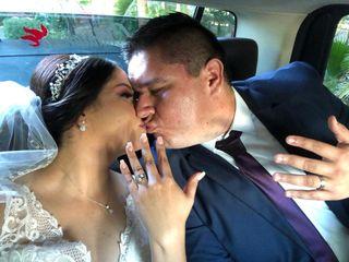 La boda de Laura  y Leobardo
