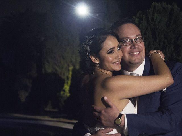 La boda de Yareni y César