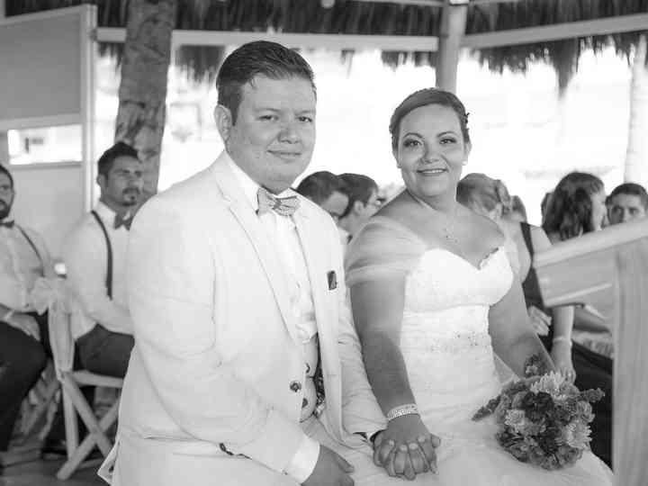 La boda de Hilda  y Mario
