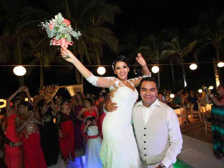 La boda de Paola y Sergio