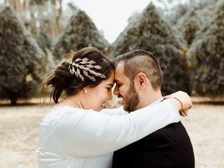 La boda de Tere y Esaú 2