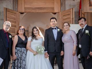 La boda de Cecy y David 2