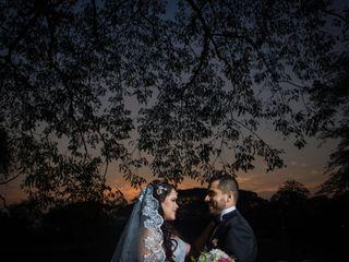 La boda de Rubí y Alfonso