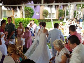 La boda de Hilda  y Mario 1