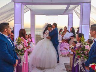 La boda de Jani y Daniel
