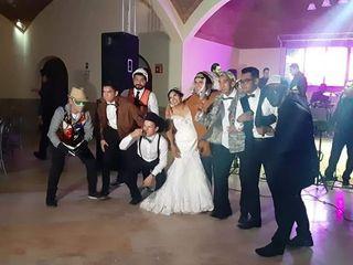 La boda de Elisa  y Juan  2