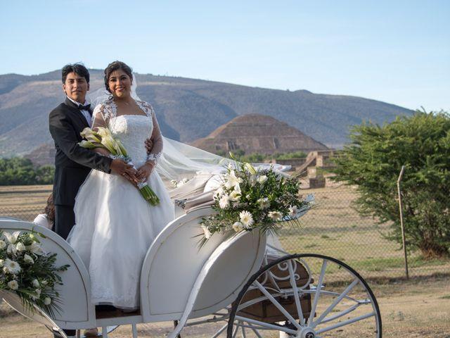 La boda de Estefania y Benjamín