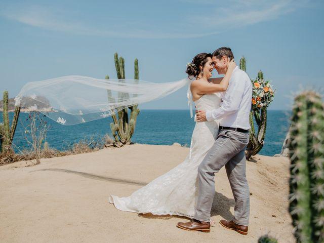 La boda de Estelí y Aarón