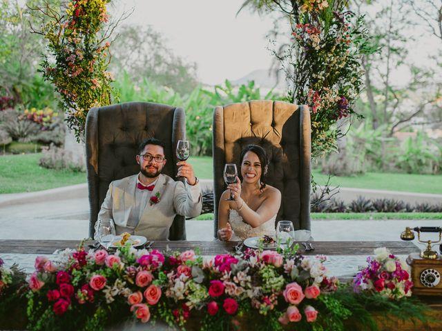 La boda de Pavelly y Javier