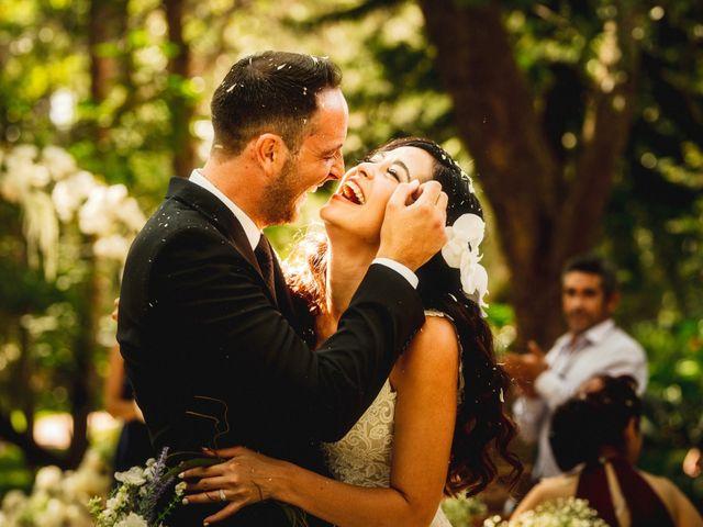 La boda de Victoria y Alex