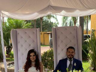 La boda de Karina y Juan  1