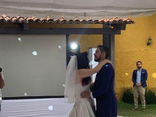 La boda de Karina y Juan  2