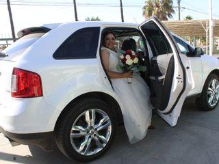 La boda de Berenice  y Angel  2