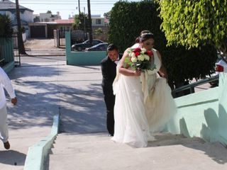 La boda de Berenice  y Angel  3
