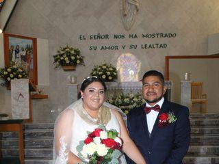 La boda de Berenice  y Angel