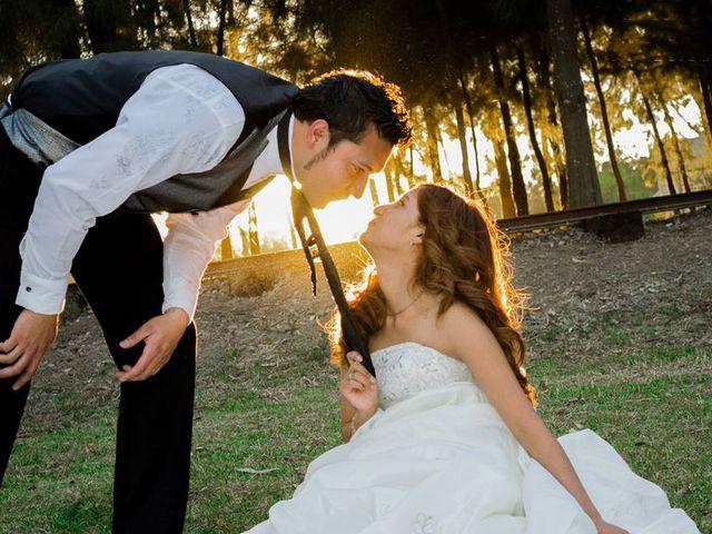 La boda de Ulises Boyso y Viridiana en Ecatepec, Estado México 6