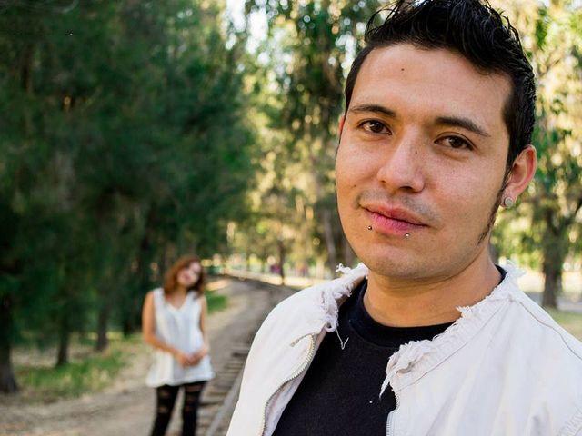 La boda de Ulises Boyso y Viridiana en Ecatepec, Estado México 7