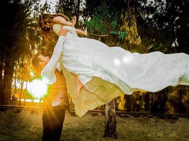 La boda de Ulises Boyso y Viridiana en Ecatepec, Estado México 2