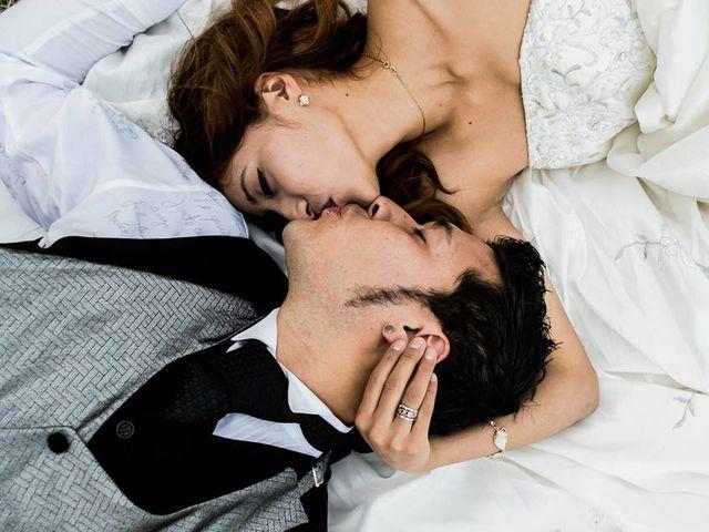 La boda de Ulises Boyso y Viridiana en Ecatepec, Estado México 9