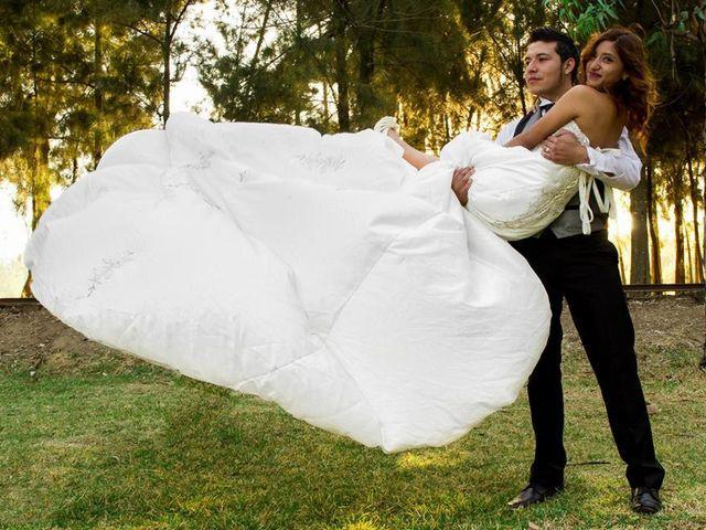 La boda de Ulises Boyso y Viridiana en Ecatepec, Estado México 11