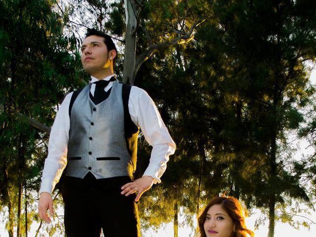 La boda de Ulises Boyso y Viridiana en Ecatepec, Estado México 15