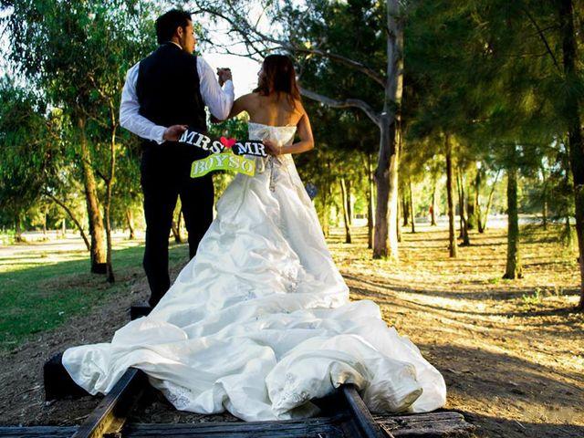 La boda de Ulises Boyso y Viridiana en Ecatepec, Estado México 16