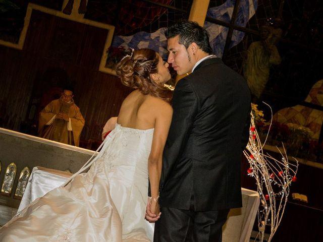 La boda de Ulises Boyso y Viridiana en Ecatepec, Estado México 17