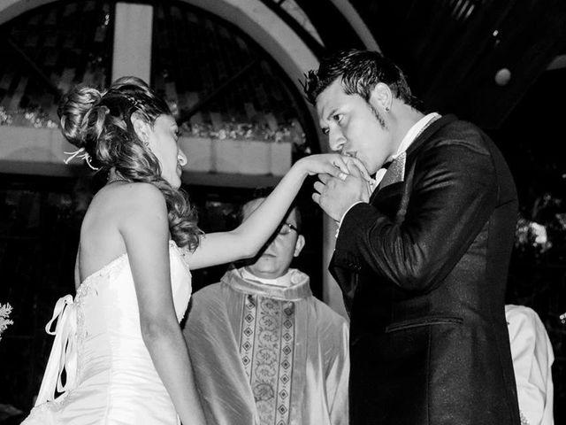 La boda de Ulises Boyso y Viridiana en Ecatepec, Estado México 19
