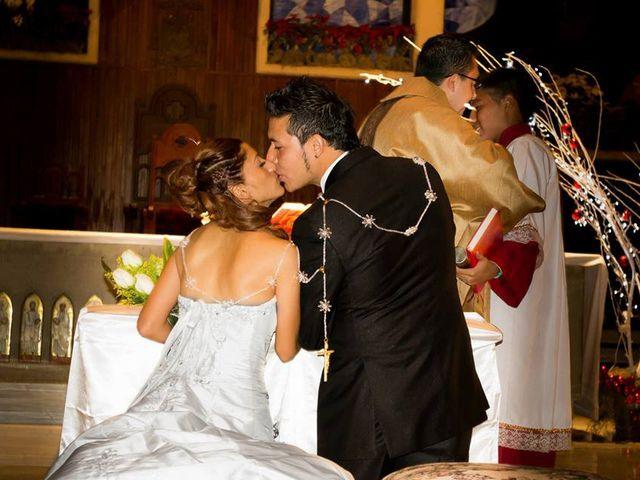 La boda de Ulises Boyso y Viridiana en Ecatepec, Estado México 23