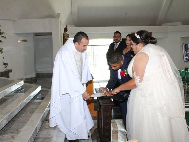 La boda de Angel  y Berenice  en Ensenada, Baja California 6