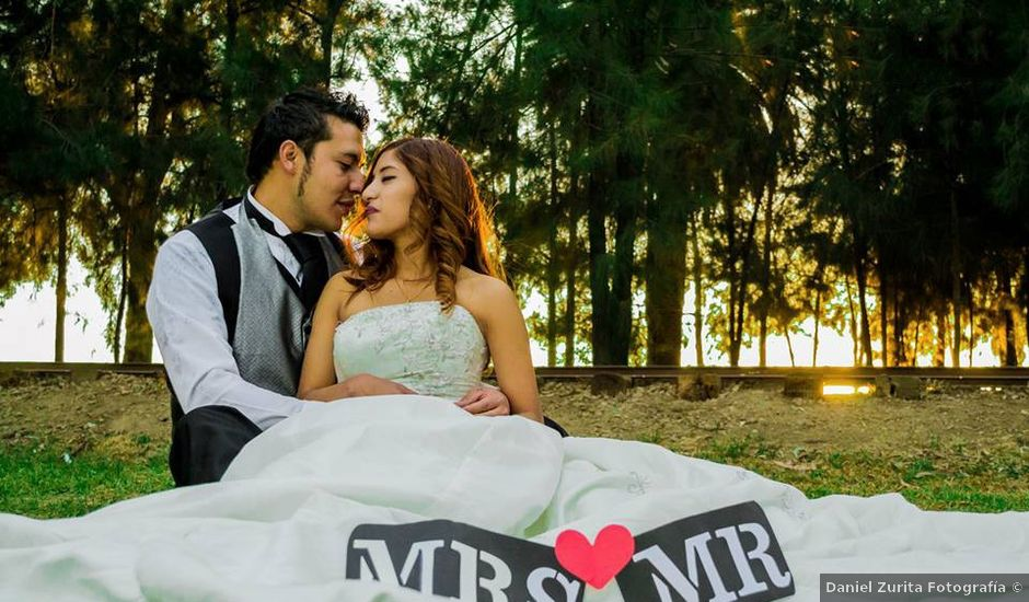 La boda de Ulises Boyso y Viridiana en Ecatepec, Estado México