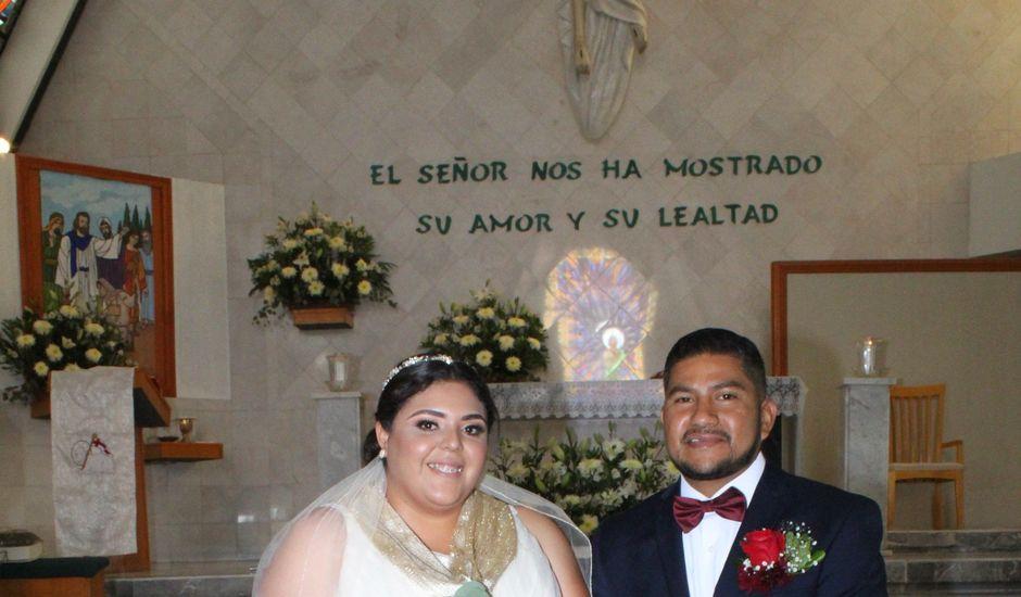 La boda de Angel  y Berenice  en Ensenada, Baja California