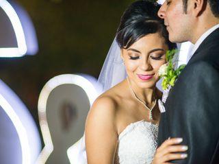 La boda de Silvia y Genaro