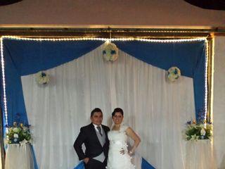 La boda de Martha y Gilberto 3