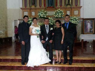 La boda de Martha y Gilberto