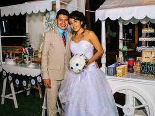 La boda de Minerva y Yei