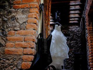 La boda de Daniela y Marco 1