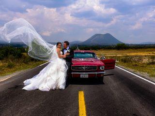 La boda de Daniela y Marco