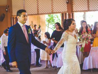 La boda de Araceli y Isaac 1