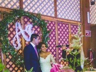 La boda de Araceli y Isaac 3