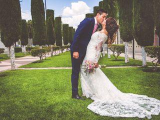 La boda de Araceli y Isaac